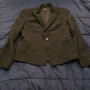 Size 4P black blazer from Ann Taylor